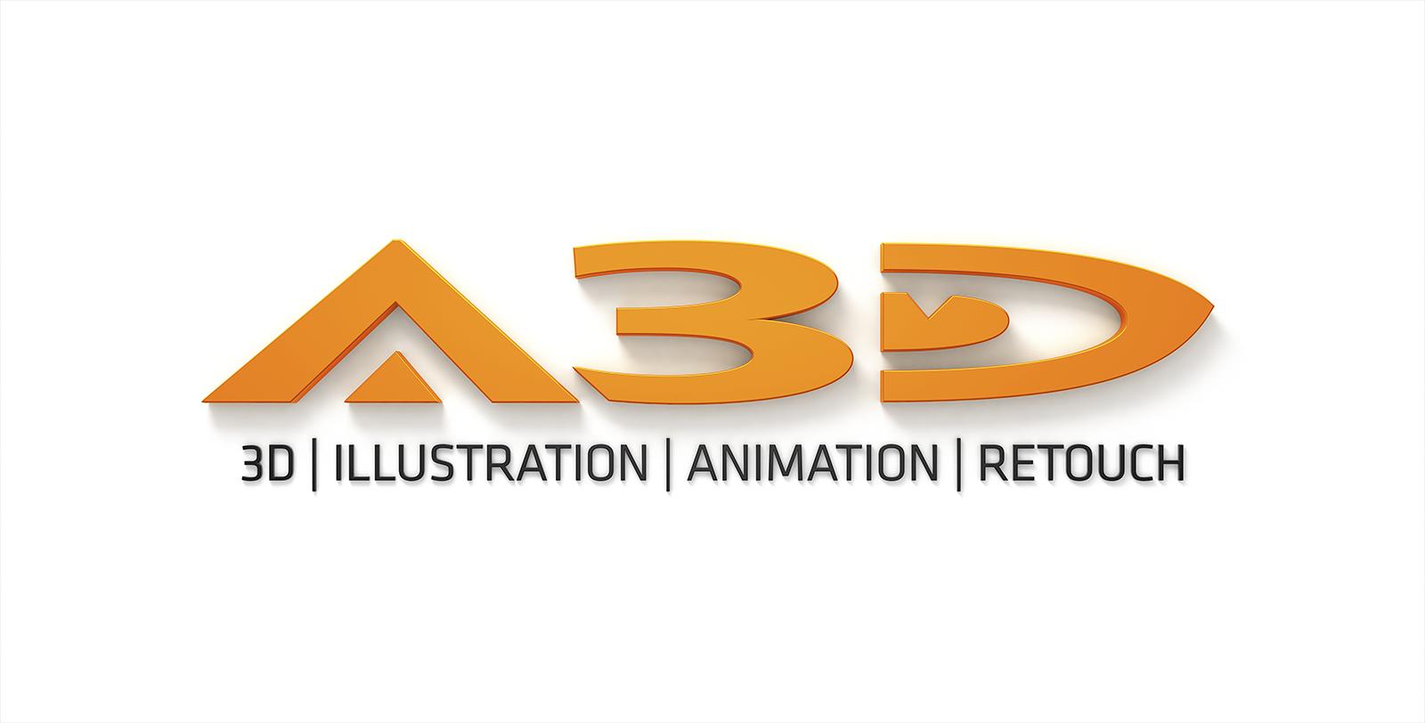 A3D 2014 Logo 3D