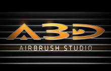 A3D 2014 Airbrush Studio